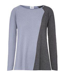 Armani Collezioni | Кашемировый Пуловер Прямого Кроя С Круглым Вырезом