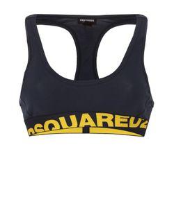 Dsquared2 | Спортивный Топ С Контрастной Надписью