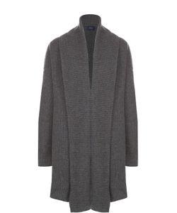 Polo Ralph Lauren | Удлиненный Кардиган Фактурной Вязки