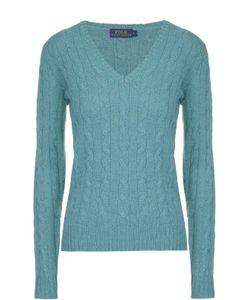 Polo Ralph Lauren | Пуловер Фактурной Вязки С V-Образным Вырезом