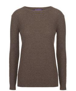Ralph Lauren | Кашемировый Пуловер Прямого Кроя С Круглым Вырезом