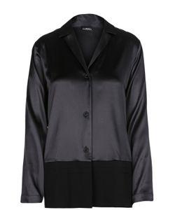 La Perla | Шелковая Блуза В Пижамном Стиле