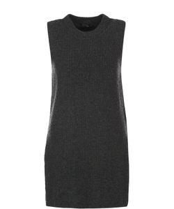 Polo Ralph Lauren | Удлиненный Пуловер Без Рукавов С Круглым Вырезом