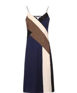 Diane Von Furstenberg | Платье-Комбинация С V-Образным Вырезом