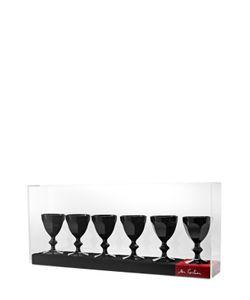 Baccarat | Набор Из 6-Ти Фужеров Philippe Starck Darkside Un Parfait