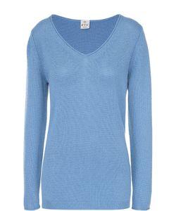 Ftc | Кашемировый Удлиненный Пуловер С V-Образным Вырезом