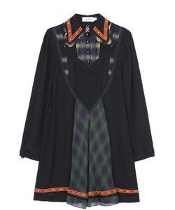 COACH | Мини-Платье Свободного Кроя С Принтом