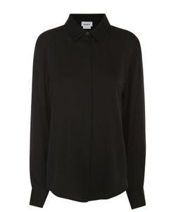 DKNY | Шелковая Блуза Прямого Кроя