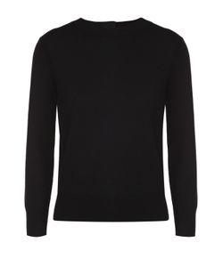 Marc Jacobs | Пуловер Прямого Кроя С Декоративными Пуговицами На Спинке