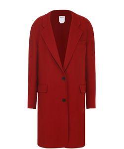 DKNY | Пальто Прямого Кроя С Широкими Лацканами