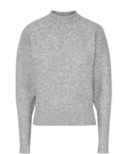 DKNY | Пуловер Прямого Кроя С Широкими Рукавами