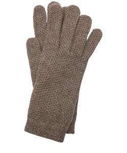 Inverni | Вязаные Перчатки Из Кашемира