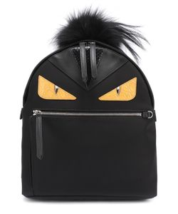 Fendi | Рюкзак Bag Bugs С Отделкой Из Меха И Комбинированной Кожи