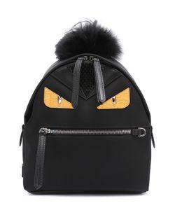 Fendi | Рюкзак Bag Bugs Mini С Отделкой Из Меха И Комбинированной Кожи