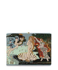 Olympia Le-Tan | Клатч Botticelli С Вышивкой