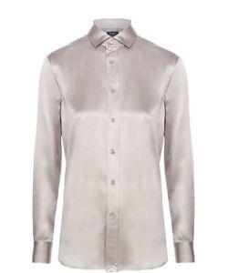 Polo Ralph Lauren | Шелковая Блуза Прямого Кроя