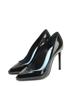 Lanvin | Лаковые Туфли На Шпильке