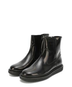ISABEL MARANT ÉTOILE | Кожаные Ботинки На Массивной Подошве Isabel Marant Etoile