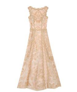 Tadashi Shoji | Приталенное Кружевное Платье-Макси