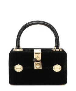 Dolce & Gabbana | Сумка Dolce Dox С Отделкой Бархатом