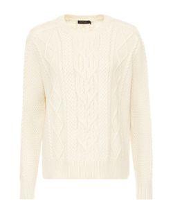 Polo Ralph Lauren | Пуловер Фактурной Вязки С Круглым Вырезом
