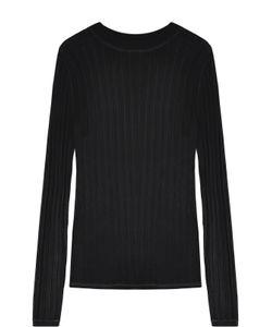 DKNY | Облегающий Полупрозрачный Пуловер С Круглым Вырезом