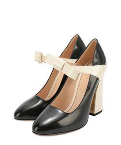 Gucci | Кожаные Туфли Nimue С Бантом