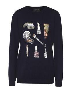 Markus Lupfer | Пуловер Прямого Кроя С Вышивкой Пайетками
