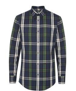 Dsquared2 | Хлопковая Рубашка С Воротником Button Down