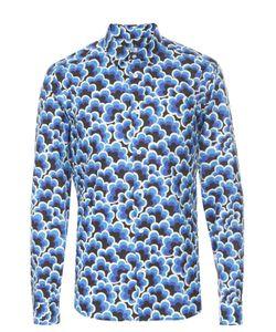 Kenzo | Хлопковая Рубашка С Принтом
