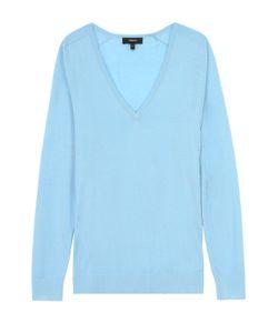 Theory | Пуловер Прямого Кроя С V-Образным Вырезом