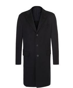 Brioni | Однобортное Пальто Из Шерсти Викуньи
