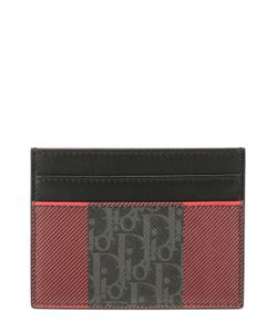 Dior | Кожаный Футляр Для Кредитных Карт