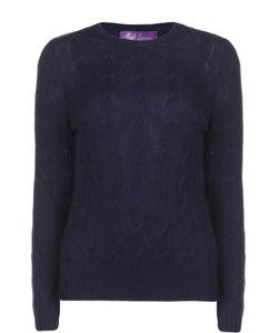 Ralph Lauren | Кашемировый Пуловер С Вязаным Узором