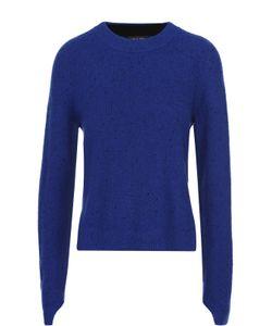 Rag & Bone | Кашемировый Пуловер С Круглым Вырезом И Удлиненным Рукавом Ragbone