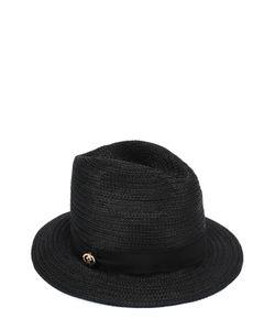 Dsquared2 | Шляпа Из Вискозы С Лентой