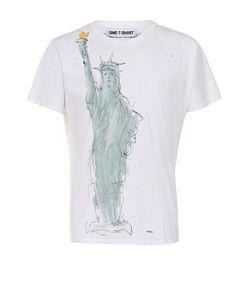 One-T-Shirt | Хлопковая Футболка С Принтом