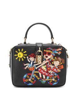 Dolce & Gabbana | Сумка Dolce Soft С Аппликацией Dg Family
