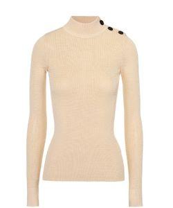 Isabel Marant Étoile | Облегающий Пуловер Фактурной Вязки С Воротником-Стойкой Isabel Marant Etoile