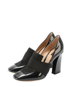 Armani Collezioni | Комбинированные Туфли С Эластичными Лентами