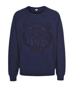 Kenzo | Хлопковый Свитшот С Вышивкой