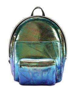 OXS RUBBER SOUL | Рюкзак Из Металлизированной Кожи
