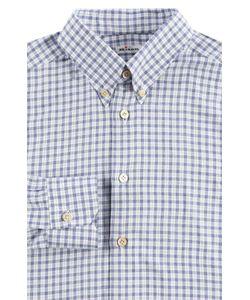Kiton | Хлопковая Рубашка С Воротником Button Down