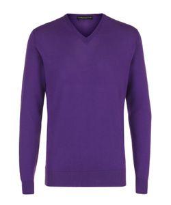 Tsum Collection | Хлопковый Пуловер Тонкой Вязки