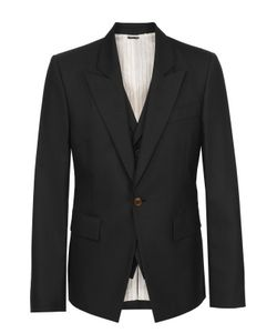 Vivienne Westwood | Шерстяной Приталенный Пиджак