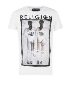 Religion | Хлопковая Футболка С Принтом