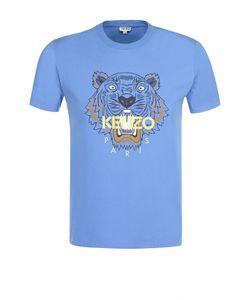 Kenzo | Хлопковая Футболка С Принтом