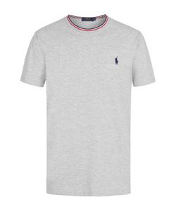 Polo Ralph Lauren | Хлопковая Футболка С Контрастной Отделкой