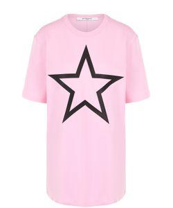 Givenchy | Футболка Свободного Кроя С Принтом В Виде Звезды