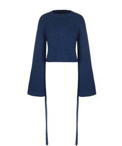 Ellery | Пуловер Прямого Кроя С Удлиненными Расклешенными Рукавами